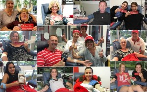 Team Adem Blood Donors save 13 620 lives in 2015